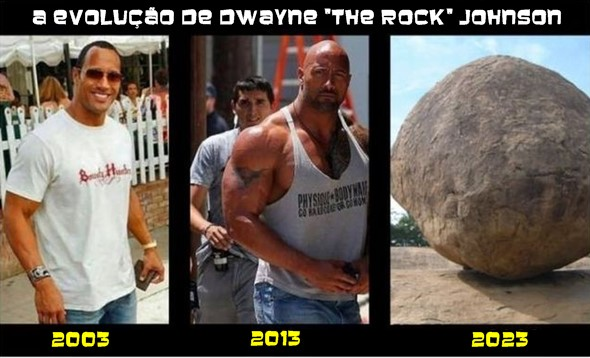 piras Dwayne The Rock Johnson