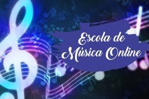 Escola para musicos on-line